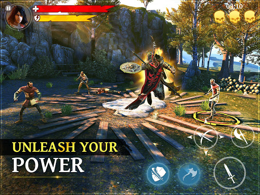 Iron Blade: Medieval Legends RPG 2.1.2m screenshots 15