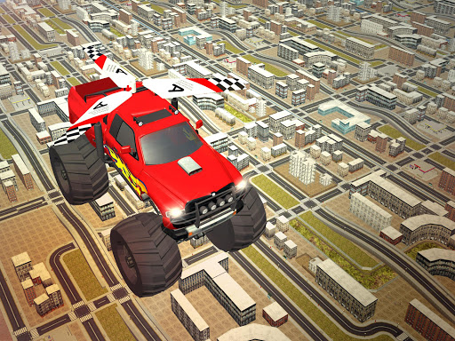 Flying Truck Pilot Driving 3D screenshots 6