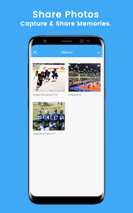 TeamLinkt - Sports Team App - náhled