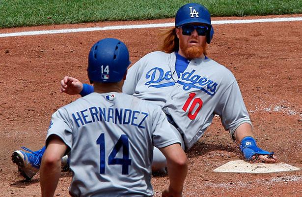 Dodgers evitó la barrida ante los Piratas