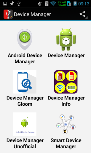 Top Device Manager
