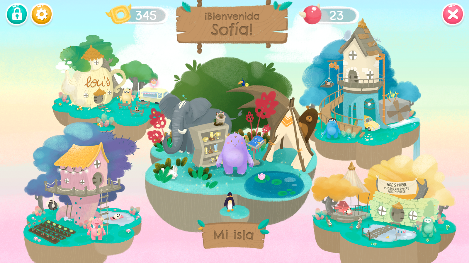 Boogies Academy for education- screenshot