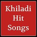 Khiladi Hit Songs icon