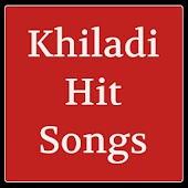 Khiladi Hit Songs