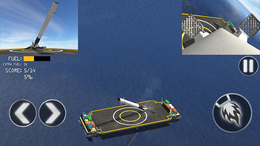 First Stage Landing Simulator 0.9.4 screenshots 5