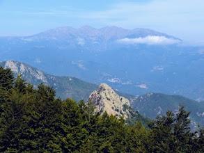 Photo: Dalla Roc de Frausa (o de France, 1450m), un ultimo sguardo al Canigou.