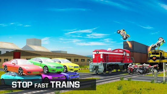 Can you stop a train? Train Games - náhled