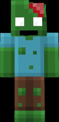 pixel zombie nova skin