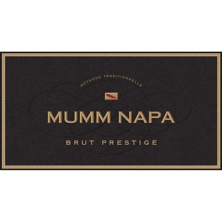 Logo for Mumm Napa Brut Prestige