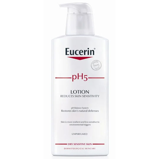 Eucerin pH5 Lotion Oparfymerad 400 ml