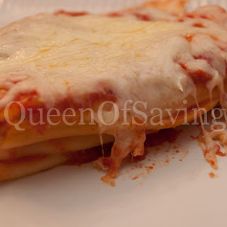 Easy Chicken Manicotti