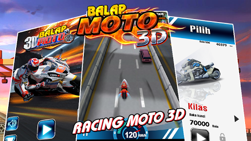 Racing Motor 3D  screenshots 3