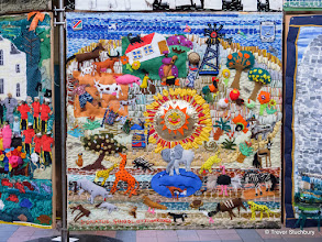 Photo: Glasgow 2014. Commonwealth Tapestry