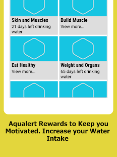 Aqualert Premium: Water Tracker Intake & Reminder- screenshot thumbnail