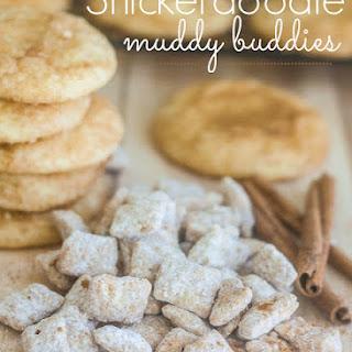 Snickerdoodle Muddy Buddies