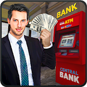 Bank Manager Cash Register 3D: Atm Simulator