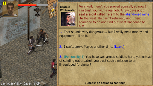 Exiled Kingdoms RPG  screenshots 5