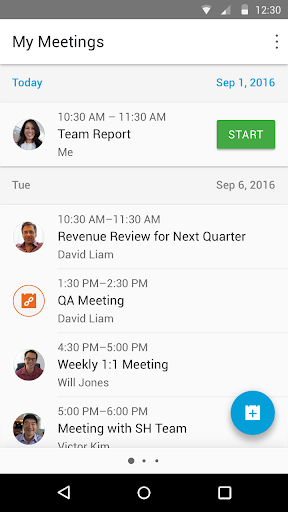 Cisco Webex Meetings  screenshots 6