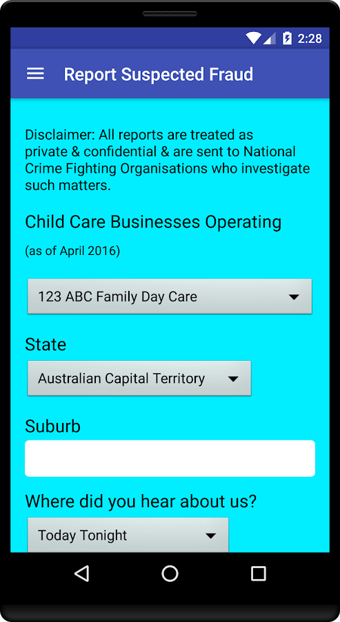 Childcare Busters- screenshot