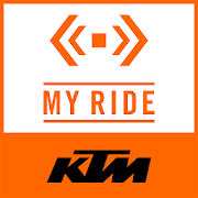 Download App KTM MY RIDE Navigation