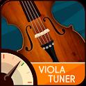 Master Viola Tuner icon