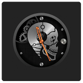 Steel Skull Watchface