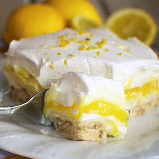 Lemon Lush.