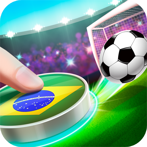 Finger Soccer Coins ⚽ Football League World Cup