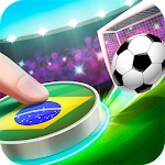 Finger Soccer Coins ⚽ Football League World Cup Icon