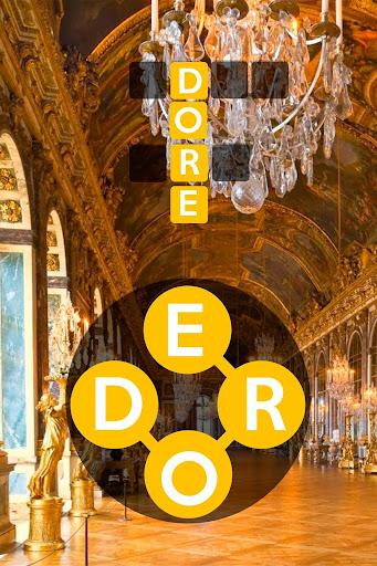 Words Of Wonders: Mots Croisés Et Monde Puzzle fond d'écran 1