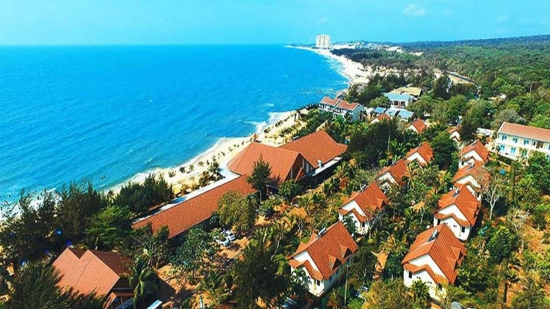Hương Phong Hồ Cốc Beach Resort - Khu Nghỉ Mát Trên Bãi Biển ở ...