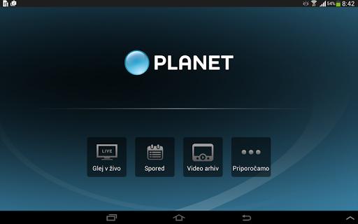 Planet Televizija 1.11 screenshots 6