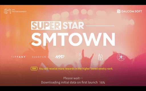 SuperStar SMTOWN 2.5.2 screenshots 23