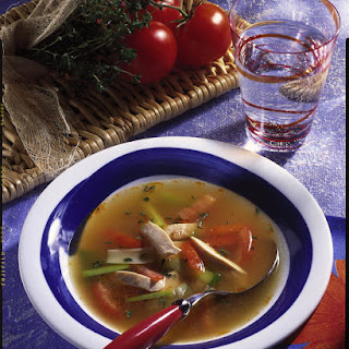 Chicken Soup With Tomatoes Recipes.