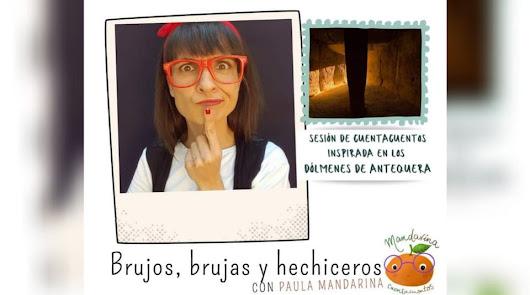 Cuentacuentos de Brujas, Brujos y Hechiceros en el Museo de Almería