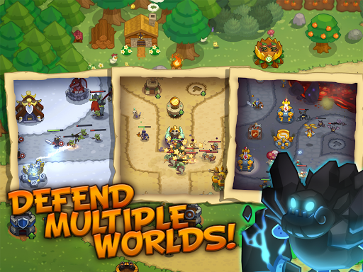 Realm Defense: Epic Tower Defense Strategy Game screenshot 11