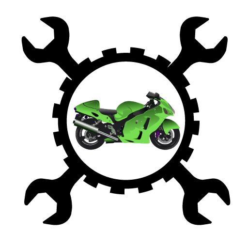 教育のオートバイの力学 LOGO-記事Game