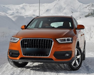 Wallpapers Audi Q3 screenshot 3
