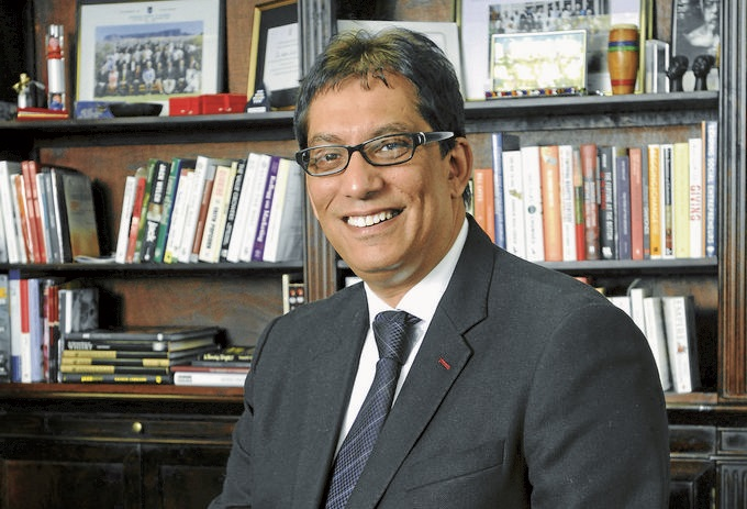 Iqbal Survé: Extensive restructuring Hetty Zantman