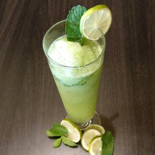Frozen Mojito Mix-Up Mocktail