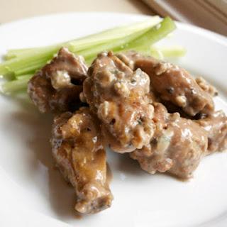 Soy-Dijon Chicken Wings