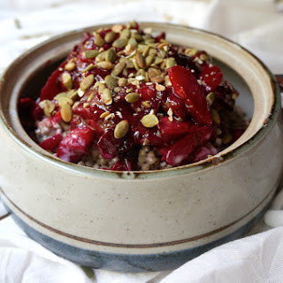 Buckwheat Breakfast Bowls