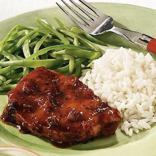 Zesty Skillet Pork Chops