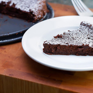 Wolfgang Puck'S Flourless Chocolate Cake Recipe