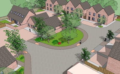 Councillors to decide on council's affordable homes plans