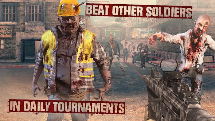 Gun Master 3: Zombie Slayer- screenshot
