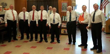 Photo: Senior Center Singout 2013-11-19