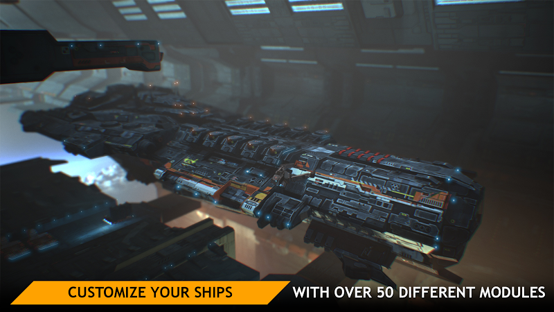 Space Armada: Star Battles! Screenshot 3
