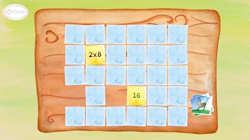 Multiplication Match Sponsored