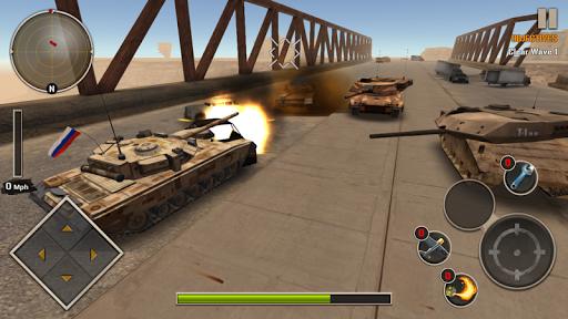 Modern Tank Force: War Hero 1.21 screenshots 19